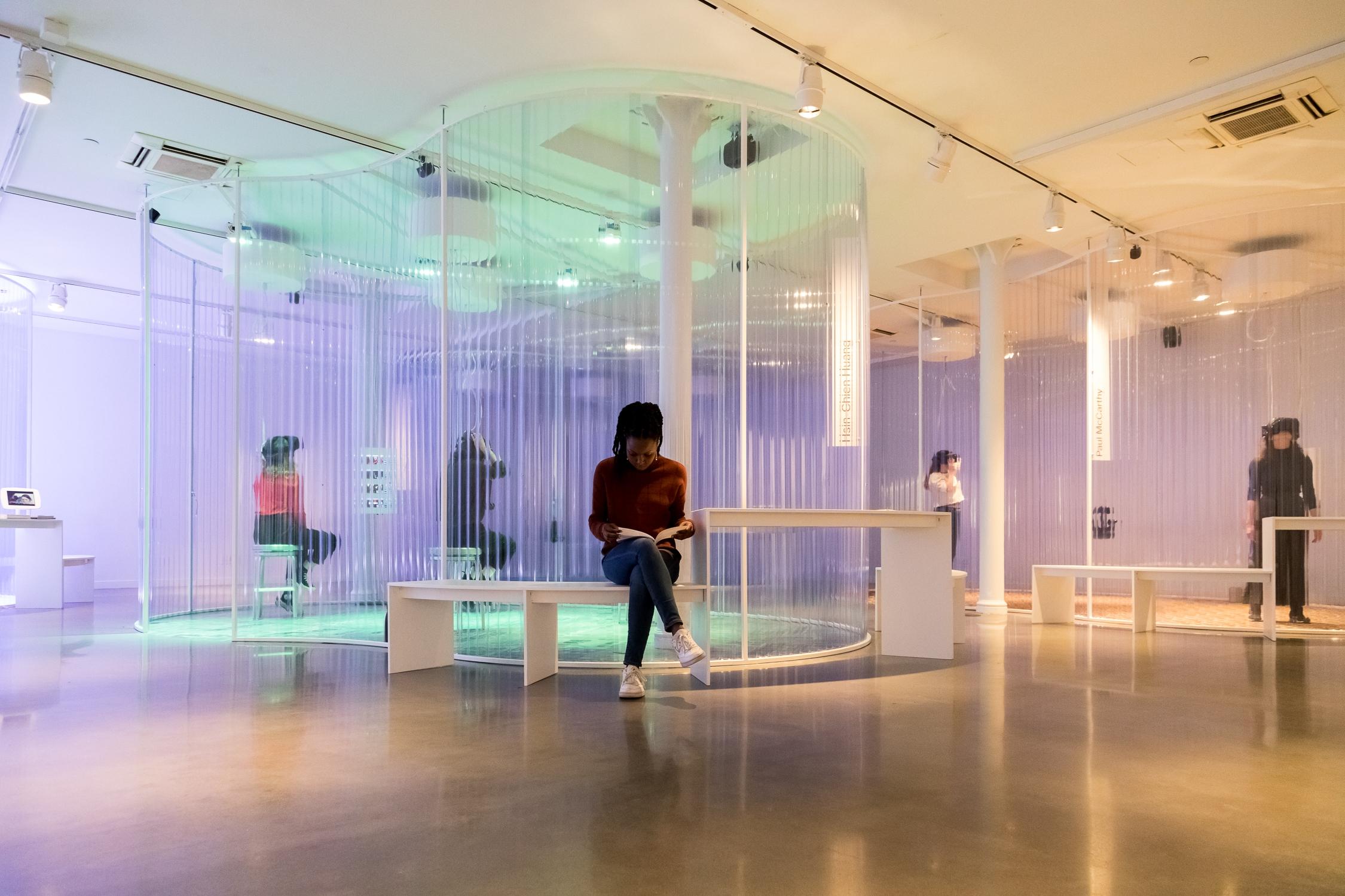 Cadavre Exquis xr exhibitions PHI Studio Sandra Larochelle