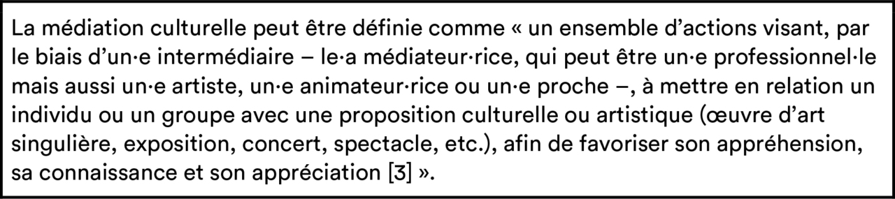FONDATION 02 Méditation Culturelle