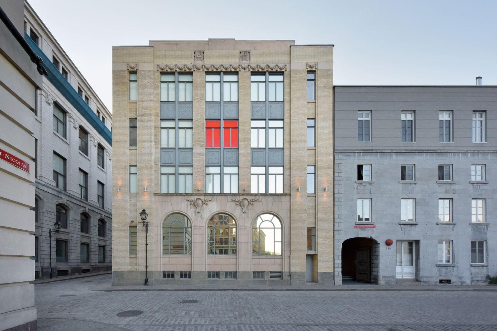 Fondation PHI building