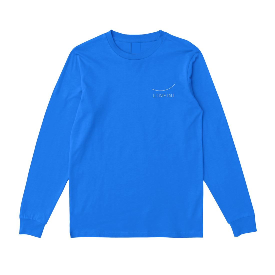 PHI Infinite Long Sleeves Bleu FR1