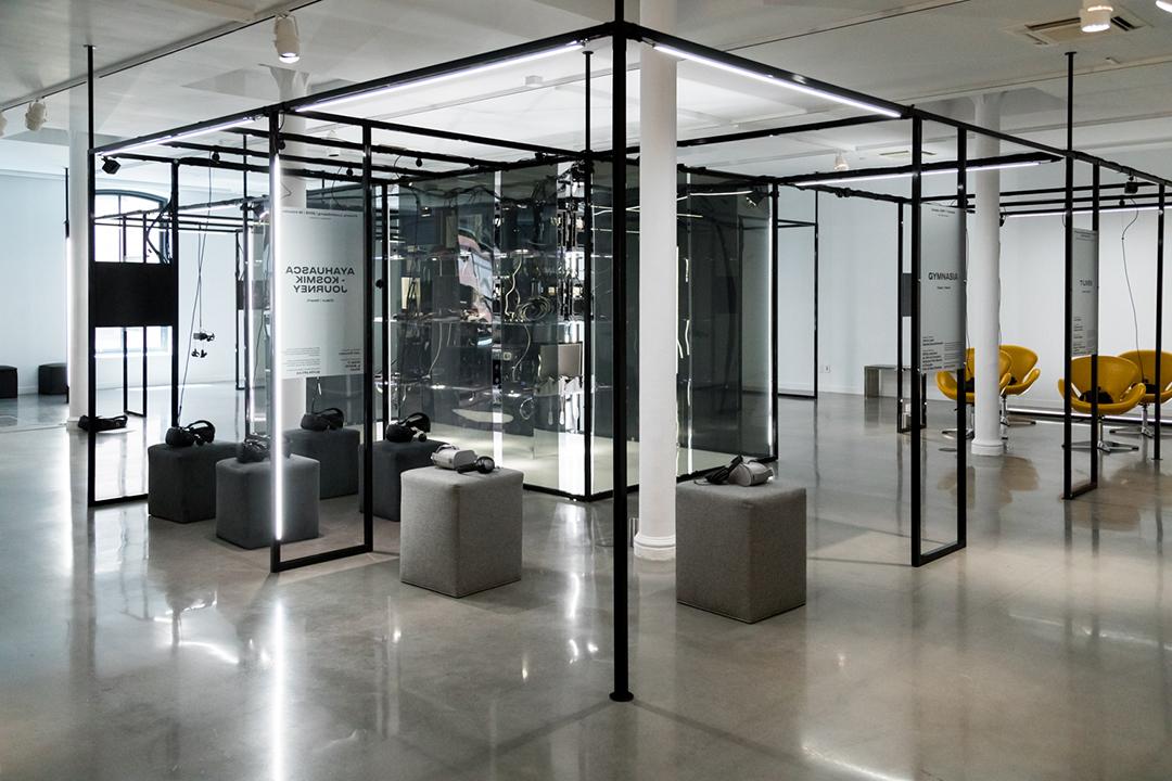 Humain Installation46 Sandra Larochelle PHI Studio
