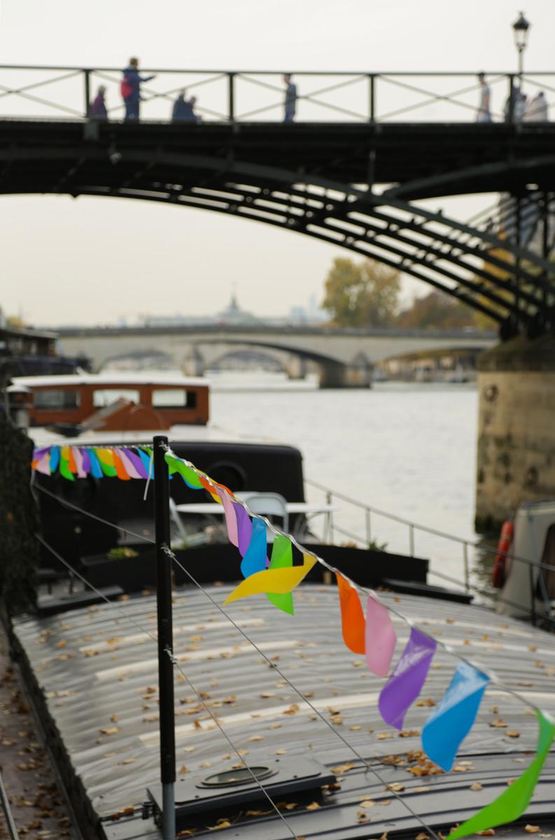Solange te parle - Vue de Paris
