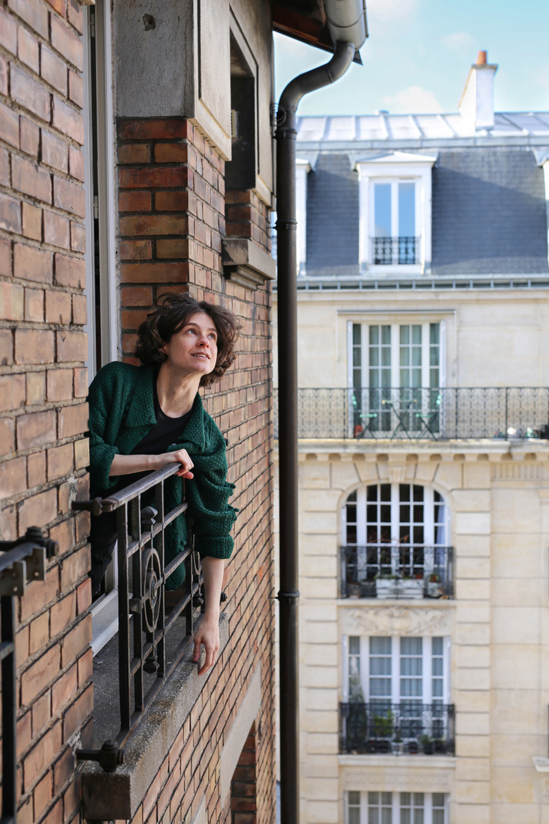 Solange te parle à Paris