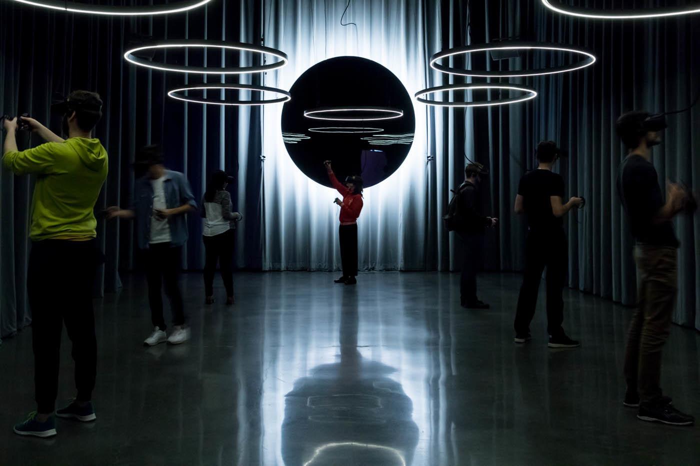 Sphere Echo Installation47 Larochelle 1