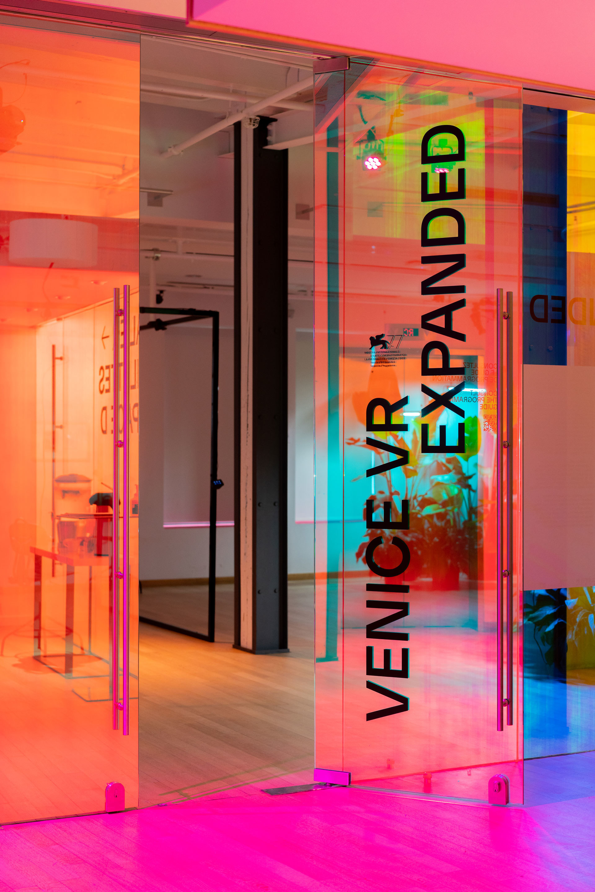 Venice VR Expanded Entrance