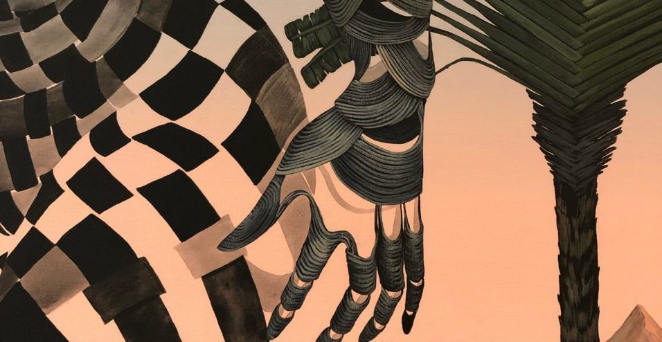 shroud (in threadbare light) 1 - Marigold Santos