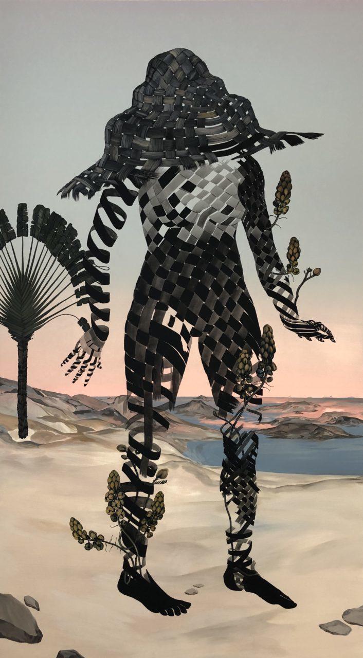 shroud (in threadbare light) 2 - Marigold Santos